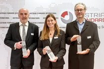 UV-Team Austria received Living Standards Award 2018